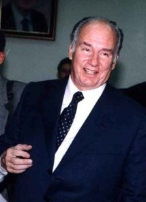 His Highness Prince Karim Aga Khan Syria Nov 2001
