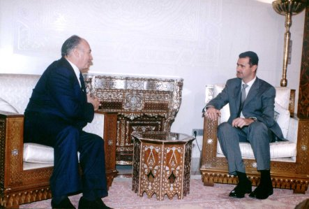 AGHA KHAN AND ASSAD