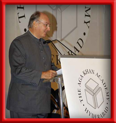 His Highness the Aga Khan Hyderabad Sep06