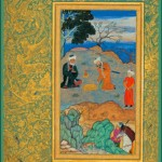 Behzad Ascetic Persian Sufis 16c