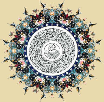 Sura Noor Quran 24:35 Light upon Light