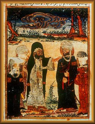 Investiture of Ali by Prophet Muhammad at Ghadir Khumm