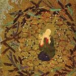 Abraham Amid the Flames Shiraz 1410