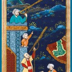 Astromers Ottoman painting 17c