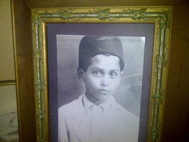 Dad age 11
