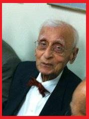 Tajdin Abdullah Allarakhia, age 96 taken at Torrance JK