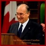 Aga Khan Parliament Canada