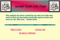 Ismaili Youth