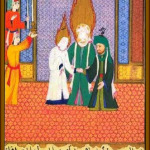 Prophet Muhammad giving Fatima in marriage to Ali - Siyer-Nabi, Amaana.org
