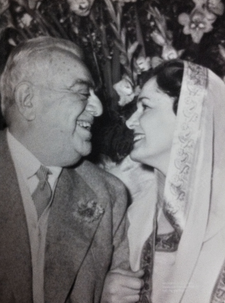 Aga Khan III and His Begum - Amaana.org