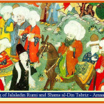 Meeting of Jalaledin Rumi and Shams al-Din Tabriz - Amaana.org