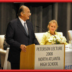 The Peterson Lecture by His Highness the Aga Khan to the IB 40th Annual Meeting