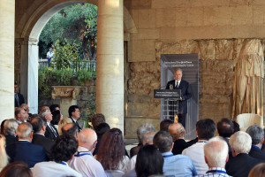 Aga Khan with Audience Athens 9-15-2015 - Amaana.org